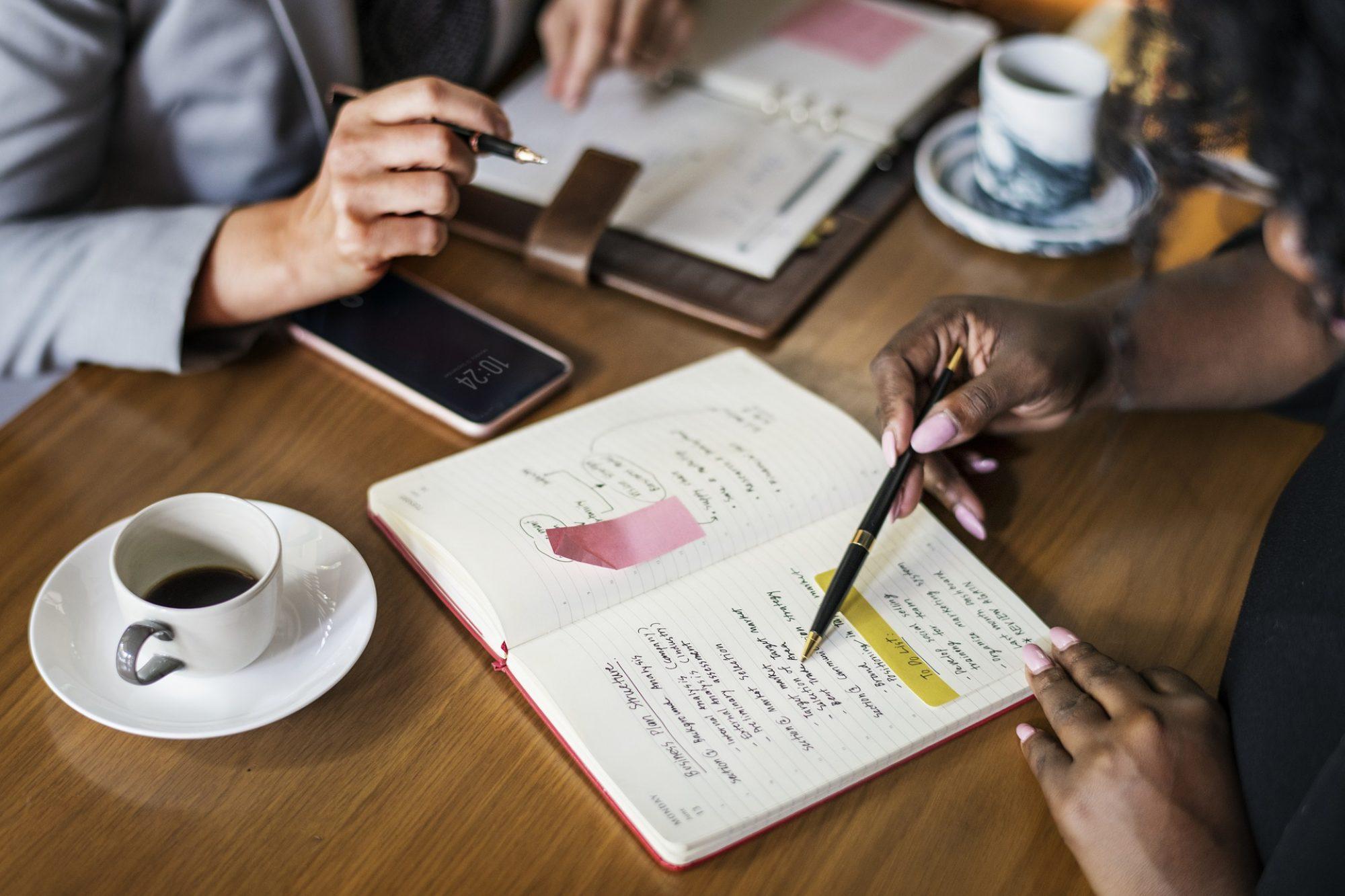 Menschen - Unternehmenskultur- Positive Führung - Neues Arbeiten